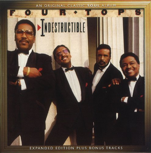 Indestructible by The Four Tops (2013) Audio CD