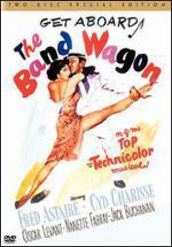 DVD : The Band Wagon (Special Edition, , Amaray Case, Standard Screen, 2 Disc)