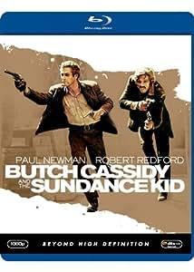 Butch Cassidy And The Sundance Kid (1969) (Blu-Ray) (Region 2) (Import)