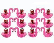 Aokbean Inflatable Coasters Pool Floa…