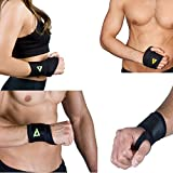 My Pro Supports Wrist Support Neoprene Elastic Adjustable Pain Injury Relief