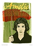 Amelie Poster Art Print by Simon Walker (OTW80)