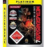"""Metal Gear Solid 4: Guns of the Patriots [Platinum]von """"Konami Digital..."""""""