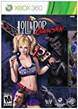 Lollipop Chainsaw X360