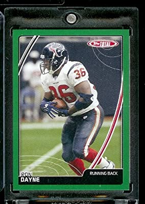 2007 Topps Total #36 Ron Dayne - Houston Texans - Football Card