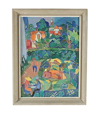 Folk Art Impression, 1950