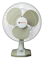 Bajaj Elite-Neo 400mm Table Fan (Beige)