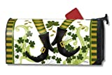 MailWraps Irish Jig Mailbox Cover #02013