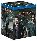 Supernatural Pack Temporadas 1-9 Blu-ray España (Sobrenatural)