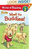 Disney Buddies Meet the Buddies (World of Reading)