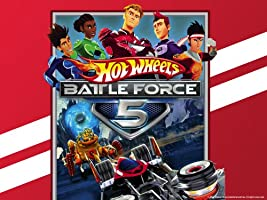 Hot Wheels Battle Force 5 Season 1