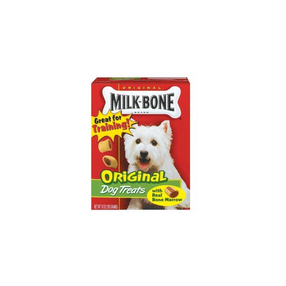 DEL MONTE FOODS 10 Oz Milk Bone Original Dog Treats