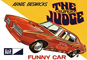 "1/25 '69 Pontiac ""Super Judge"" Funny Car"