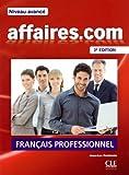 Affaires.Com: Livre de LEleve + DVD-Rom (French Edition)