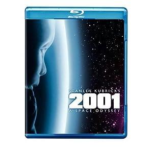 2001: A Space Odyssey Movie (Blu-ray)