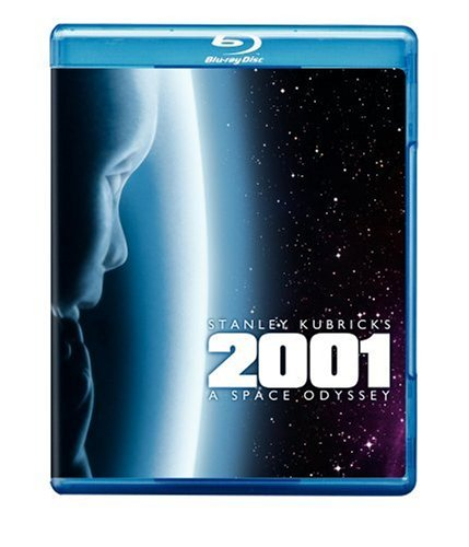 Cover art for  2001: A Space Odyssey [Blu-ray]