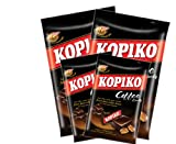 2 PACKS KOPIKO COFFEE TREATS made with real Java coffee - 90g bag *** 2 packs with 2 x 21g MINI PACKS FREE ***Sweets Candy