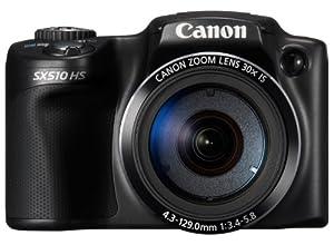 Canon デジタルカメラ PowerShot SX510 HS 広角24mm 光学30倍ズーム PSSX510HS
