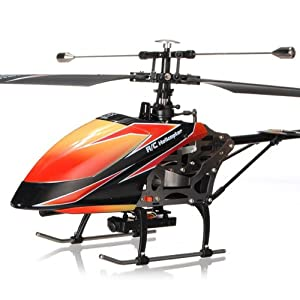 "WLToys 16"" V912  V2 4 Channel 2.4G RC Helicopter RTF with Camera"