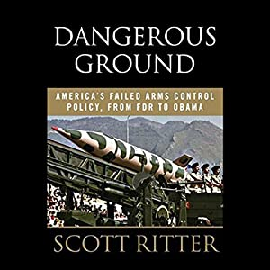 Dangerous Ground Audiobook