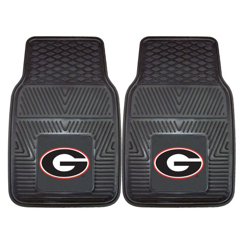 FANMATS NCAA University of Georgia Bulldogs Vinyl Heavy Duty Car Mat (Georgia Car Mats compare prices)