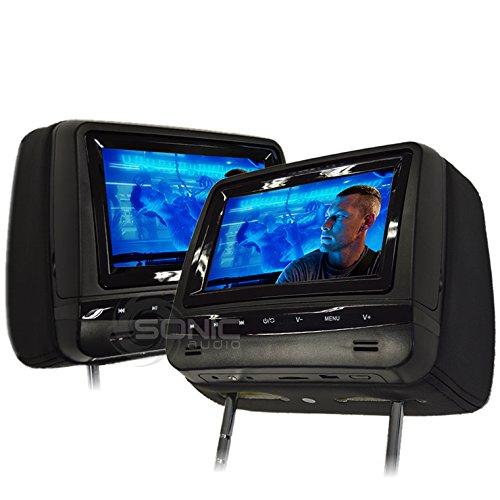 ecrans d 39 appuie t te sonic audio 0197994049907 moins cher en ligne hitechzoom. Black Bedroom Furniture Sets. Home Design Ideas