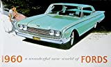 img - for CLASSIC, FULLY ILLUSTRATED 1960 FORD PASSENGER CAR DEALERSHIP SALES BROCHURE - ADVERTISMENT Includes Custom Series, Custom 300 & Fairlaine Series, Fairlane 500, Galaxie, Falcon, Thunderbird - Wagons, Convertible book / textbook / text book