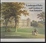 img - for Landscaped Parks and Gardens of East Yorkshire, 1700-1830 book / textbook / text book