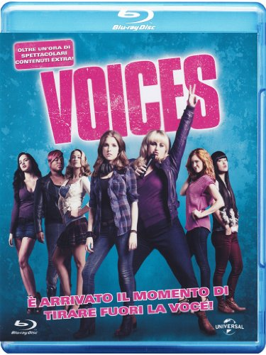 Voices [Blu-ray] [IT Import]