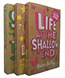 Helen Bailey Helen Bailey - Electra Brown 3 books (Helen Bailey - Electra Brown 3 books Life At the Shallow End / Out Of My Depth / Swimming Against The Tide rrp £17.97)