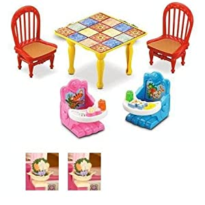 Fisher Price Loving Family Dollhouse Grand Furniture 2 Baby