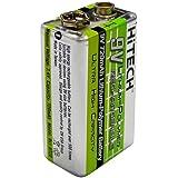 Hitech - One 9V Lithium-Polymer 720mAh Battery