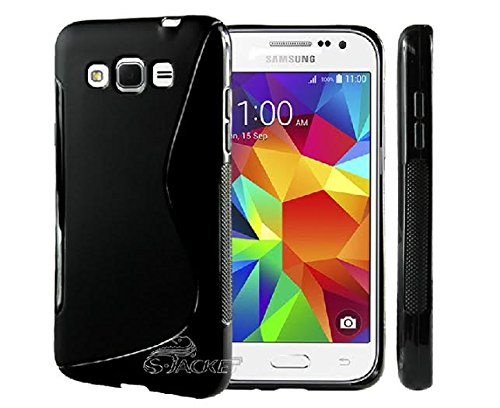 Best Deals - Brand New S Pattern Rubberized Soft Case for Samsung Galaxy Grand Max G7200