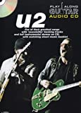 echange, troc u2 - U2 Play Along Guitar + CD