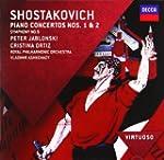 Shostakovich: Piano Concertos 1 & 2
