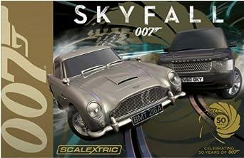 Scalextric 1:32 James Bond 007 Skyfall Set (C1294T)