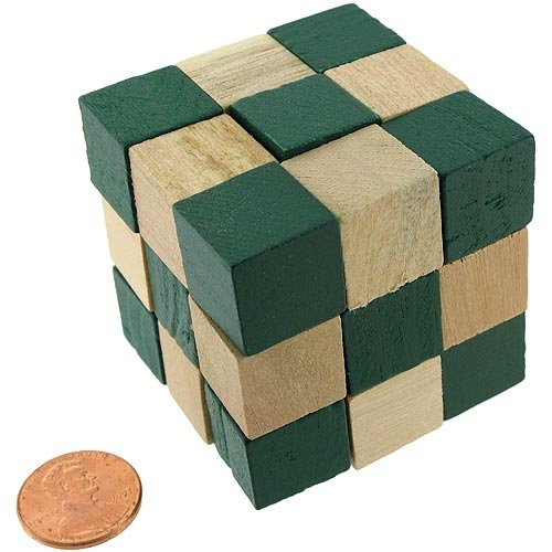 Snake Cube Puzzle - 1