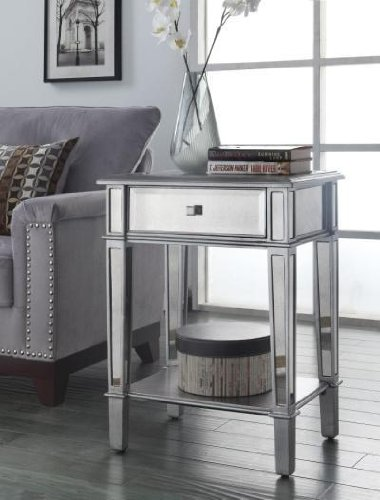 Coaster Home Furnishings Contemporary Accent Table front-559267