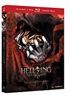 Hellsing Ultimate Volumes 1-4 Collection Blu-raydvd Combo from Funimation