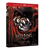 Hellsing Ultimate: Volumes 1-4 Collection [Blu-ray/DVD Combo] ~ Crispin Freeman