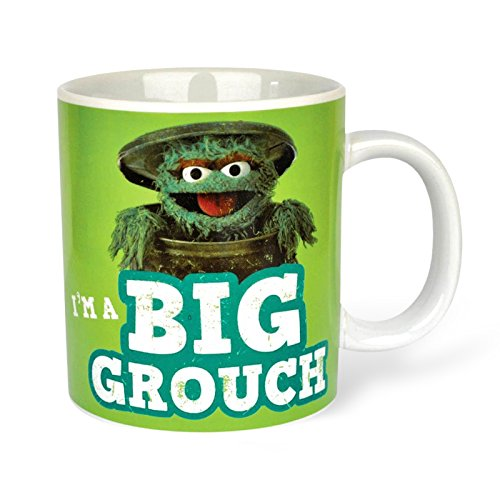 [Import Anglais]Sesame Street Giant Mug Oscar the Grouch