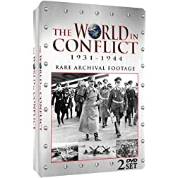 The World in Conflict: 1931-1944 - Embossed Slim-Tin Packaging