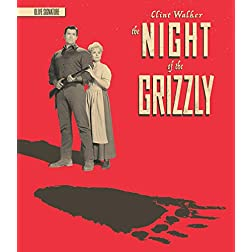 Night of the Grizzly [Blu-ray]