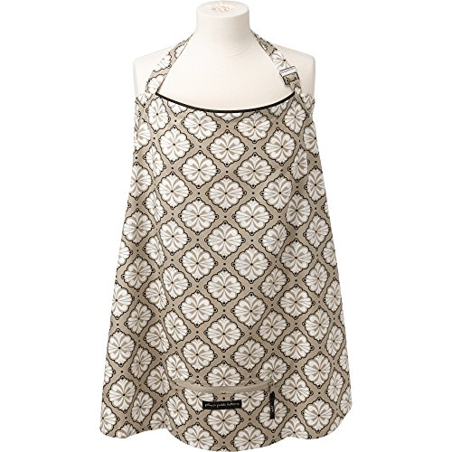 Petunia Pickle Bottom Haven Nursing Cover, Marbella Meadows