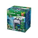JBL 60200 Außenfilter  für Aquarien von 40 - 120 Litern, CristalProfi e 401 greenline