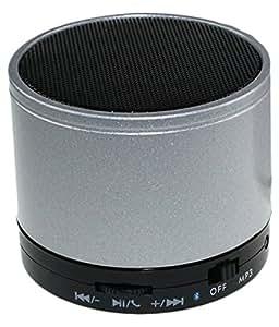 Portable Mini Bluetooth Wireless Speaker Compatible with Micromax Q36 (Multicolor)