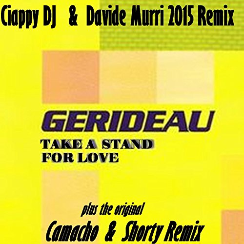 Take Stand For Love Gerideau