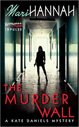 The Murder Wall book cover
