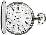 [ティソ]TISSOT 懐中時計 Savonnette Quartz(サボネット クオーツ) ハンターケース T83655313  【正規輸入品】