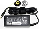 New Hp Laptop charger for Mini 210-1010NR 210-1011EA 210-1012SA 210-1014SA 210-1017TU Compatible Notebook Adapter Power Supply with power cable and 2 years warranty (POWER-TECHNO)
